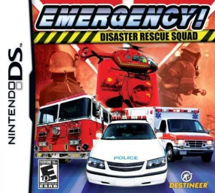 Emergency! - Disaster Rescue Squad image